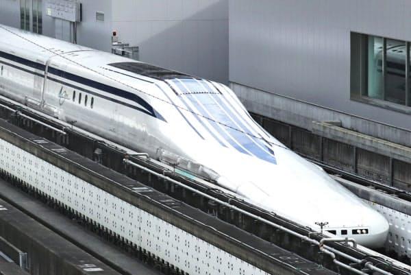 リニア中央新幹線は静岡工区の着工手続きが難航している