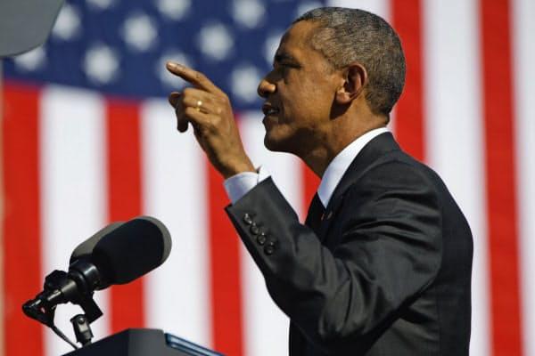 米国初の黒人大統領の誕生で、人種差別が過去のものになるとの期待が高まったが…=AP