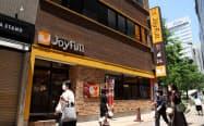 福岡市内のジョイフルの店舗