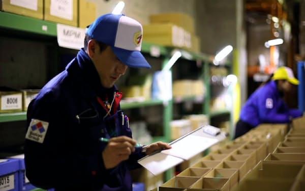 鈴与はAIで物流事業などの業務効率化を図る