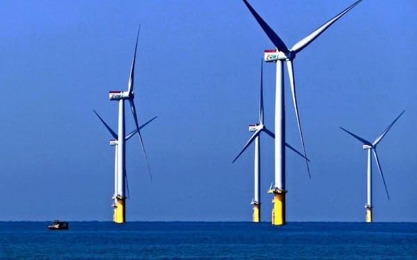 海洋再生可能エネルギー連合は、2050年までに世界の洋上風力発電が14億キロワットに達する可能性があるとの見通しを発表