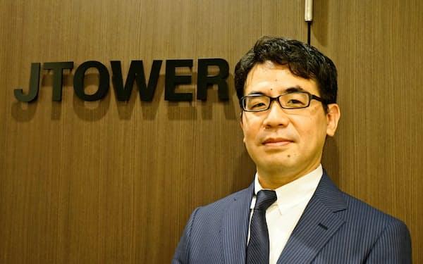 JTOWERの田中敦史社長