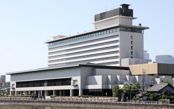ホテルナゴヤキャッスル(名古屋市西区)