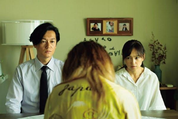 「カンヌ2020」に選ばれた河瀬直美監督『朝が来る』の一場面 (C)2020『朝が来る』Film Partners