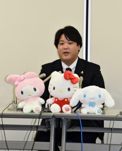良いものは残しながら、社内文化を変えていきたい」と語る辻朋邦専務(12日、東京・中央)