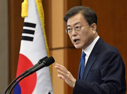 北朝鮮の「決別予告」に韓国政府は14日未明に緊急の国家安全保障会議(NSC)を開いた=ロイター