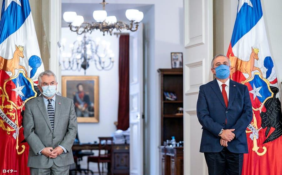 チリ、保健相を更迭 感染「第2波」防げず: 日本経済新聞