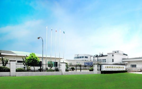 昭和電工は上海で機能性樹脂の生産能力を倍増させる(上海市の工場)