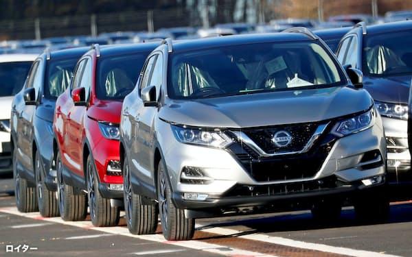 日産自動車は英EU間の関税ゼロが維持できなければ、操業継続は困難との立場(英サンダーランド工場)=ロイター