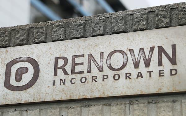 破綻したレナウンはグループ全体を引き受けるスポンサー探しに難航し、ブランドや子会社ごとに売却交渉を進めている