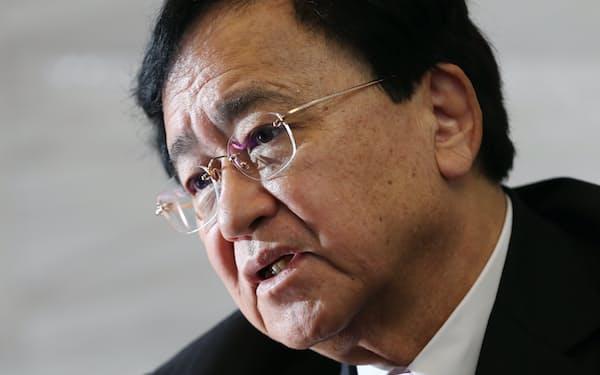 東芝の取締役会議長を退任する小林氏