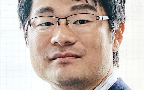 北海道大学の川村秀憲教授