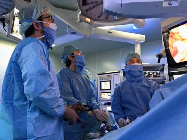名古屋市立大学の肥満症治療センターでは減量手術を行っている