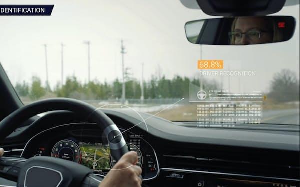 ブラックベリーはハンドル操作のクセで運転者を識別するサービスを開発中だ(イメージ)