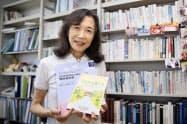 東日本大震災の被災孤児の里親支援を続ける東北大大学院の加藤道代教授=共同