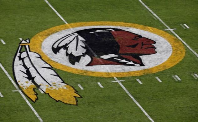 レッドスキンズのチーム名は新スタジアム建設への「障害」にもなっている=AP