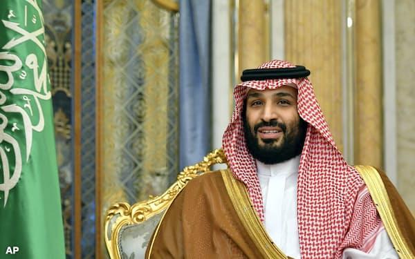 ムハンマド皇太子の強引な権力の掌握と強硬な外交路線は危うさも=AP