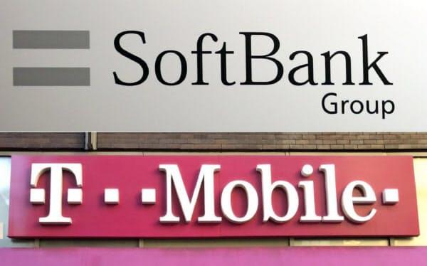 ソフトバンクGは持ち分法適用会社である米通信大手TモバイルUS株を売却すると発表した