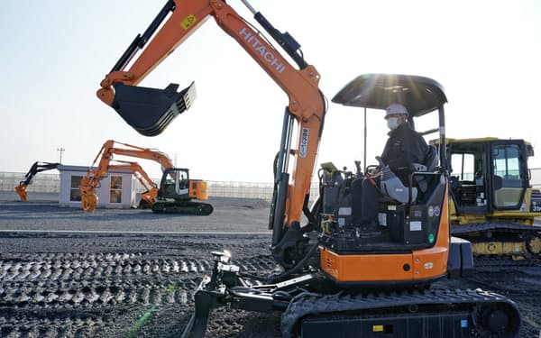 日立建機の建設機械向けシステムを産業機械のリモート監視に応用する