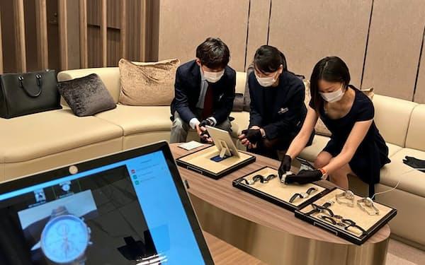 阪急阪神百貨店は高額商品をオンラインで紹介するサービスを始める