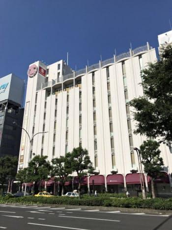 岡山高島屋では6月の売り上げが前年比4%減まで回復しているという(岡山市)