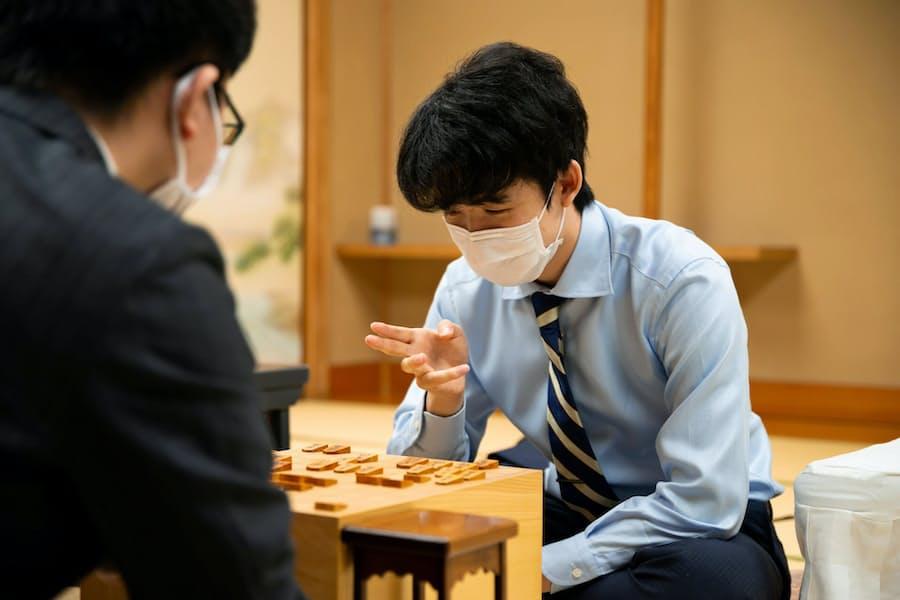 棋聖 戦 藤井 聡太