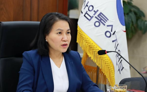 韓国通商トップの兪明希氏がWTO事務局長選に立候補を表明した
