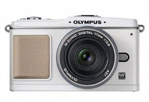 「マイクロフォーサーズ」と呼ばれる小型の画像センサーを用いてミラーレス一眼カメラに参入した(「PEN E-P1」)