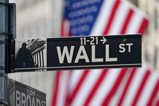 米銀にとっては大きな規制緩和となる(ニューヨーク)=ロイター