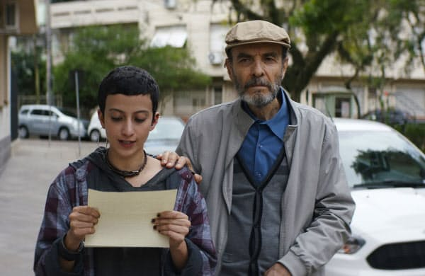 映画「ぶあいそうな手紙」の場面(C)CASA DE CINEMA DE PORTO ALEGRE 2019