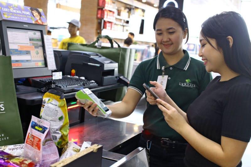 フィリピンでは新型コロナを機に電子マネー市場が立ち上がりつつある
