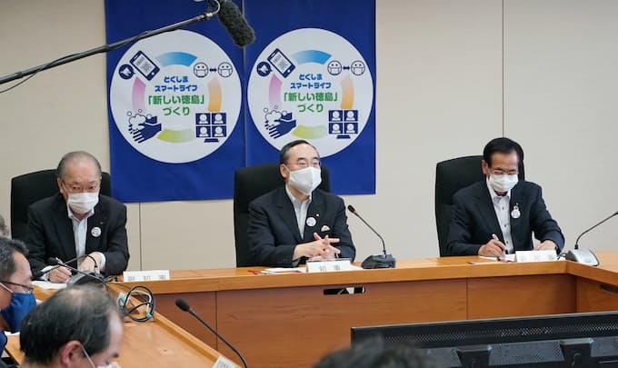 新型コロナ:徳島で2カ月ぶりの感染者 知事、クラスター警戒: 日本経済新聞