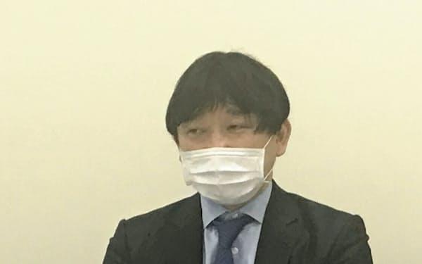 コマースOneの岡本高彰代表