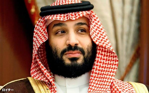 サウジアラビアのムハンマド皇太子=ロイター