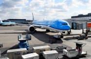 KLMはオランダ政府の支援で4000億円を借り入れる=ロイター