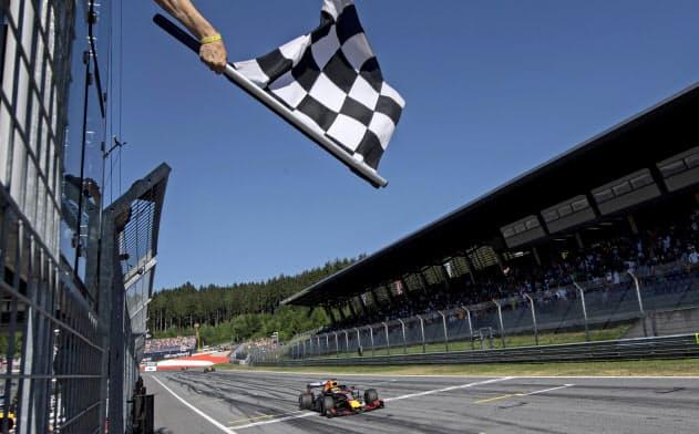 F1は7月5日決勝から開幕。第8戦までは欧州内を転戦する(オーストリアGPが開催されるレッドブルリンク)=AP