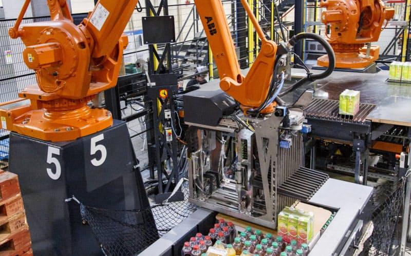 豊田自動織機の子会社ファンダランデは、配送先店舗で配荷しやすいよう、倉庫で積み荷する技術「ACP」を実用化する