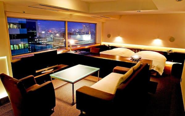 センチュリーロイヤルホテルは特別フロアに割安料金で泊まれるプランを用意した