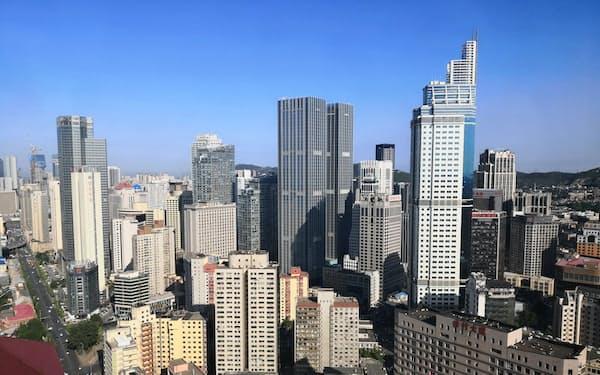 大連市の発展は多くの日系企業が支えてきた(遼寧省大連市)