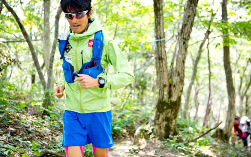 山に行きたい、走りたい思いは募るばかり(滋賀県の山中)