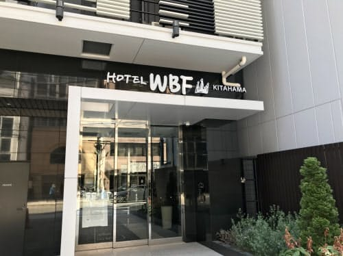 WBFグループのスポンサーに星野リゾートが名乗りをあげた