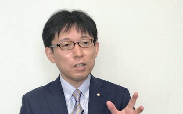 中京大学の内田俊宏客員教授