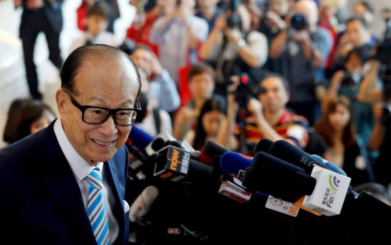 香港の著名投資家、李嘉誠氏はロックダウンで利用者が急増したZoomに投資して成功していた=ロイター