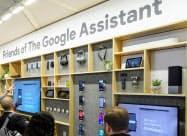 米グーグルはカナダのノースを買収しハードウエア事業を強化する(19年1月、米ラスベガス)