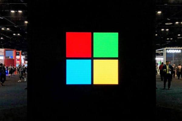 マイクロソフトはコロナで失業した人に「データ分析」などIT関連の講座を無料提供する(写真は2019年秋の開発者会議)