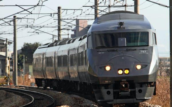 新観光列車は787系を改装