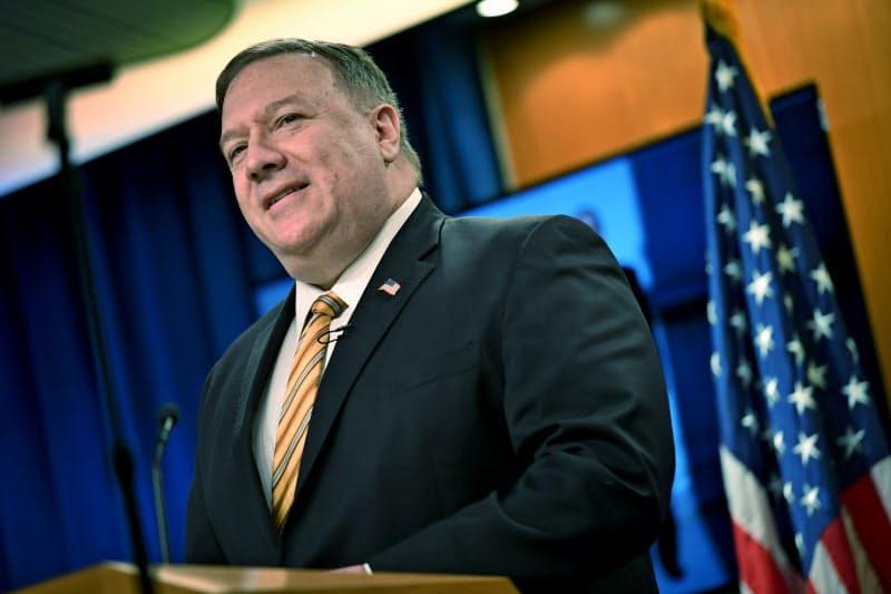 米国務省は強権的なロシアのプーチン政権の長期化を懸念している=AP