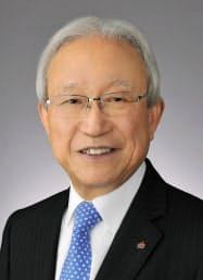 片岡製作所の片岡宏二社長が新会長に就任した
