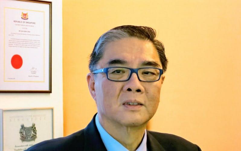 Ong Keng Yong シンガポール大卒、米ジョージタウン大で修士号。外交官を経て現S.ラジャラトナム国際研究院副理事長。66歳。