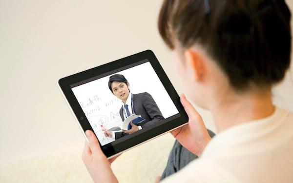 早稲田アカデミーは対面授業再開後もオンライン授業を継続する